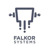 Falkor Logo-Name